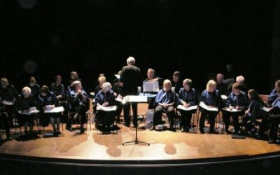 The Penyard Singers in France – May Day Weekend 2009