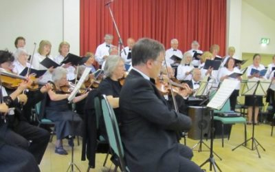 Spring Concert 2011 – Favourite Choral Classics