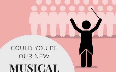 Seeking new Musical Director